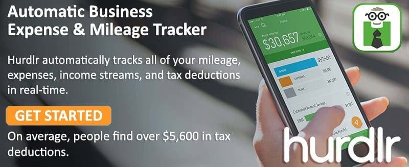 Hurdlr - Automatic Business Expense and Mileage Tracker