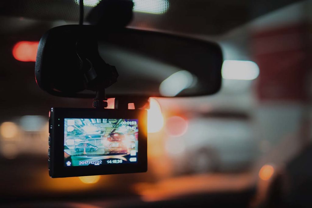 Dashcam Consent Laws for Uber and Lyft Drivers