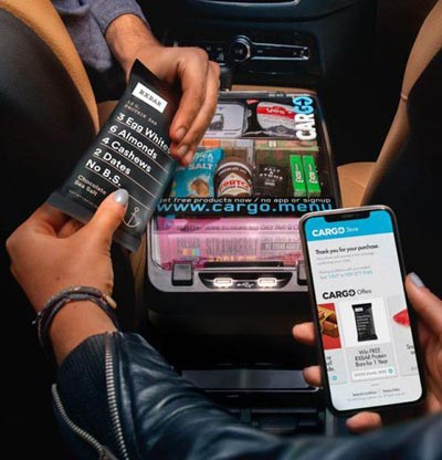 The Cargo Box: Passive Income for Uber & Lyft Drivers 1