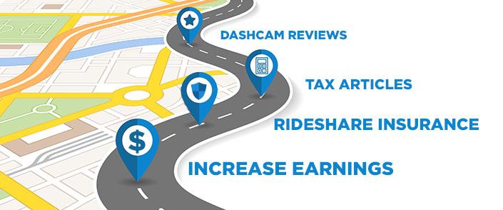 Rideshare Roadmap