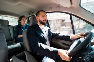 uber driver safety