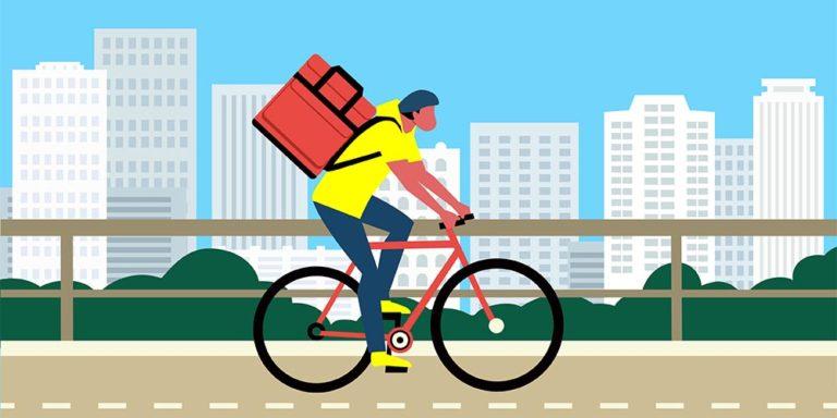 bicycle hot bag