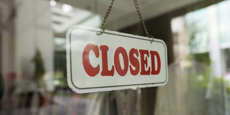 Uber Hubs Closed