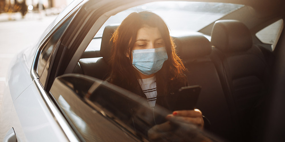 How Does COVID-19 Spread in Passenger Vehicles? 1