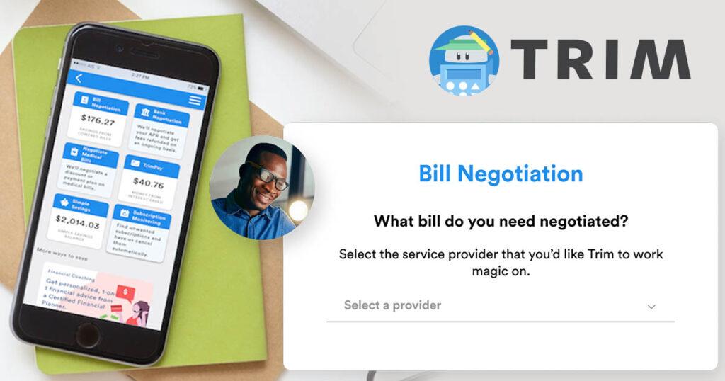 Trim Financial App